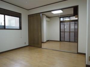3鈴木ビル101_DK&洋室