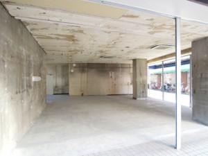 小田急線和泉多摩川駅徒歩2分、狛江市東和泉3丁目のテナント(店舗・事務所)室内