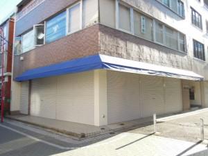 小田急線和泉多摩川駅徒歩2分、狛江市東和泉3丁目のテナント(店舗・事務所)外観その2